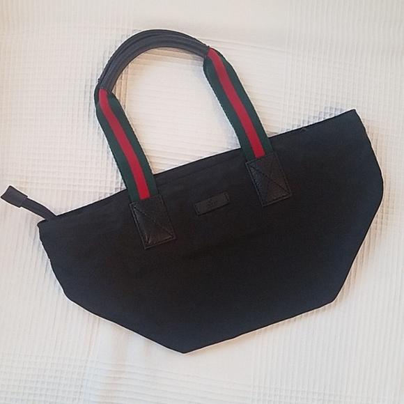 f7e66f5a3774d9 Gucci Bags | Vintage Gg Shelly Tote Bag | Poshmark